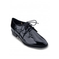 Black Patent Oxford